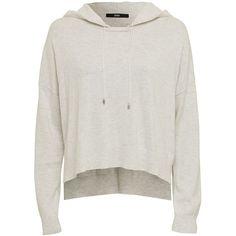 LAID BACK HOODIE ($61) ❤ liked on Polyvore featuring tops, hoodies, long sleeve hoodie, lightweight hoodie, long sleeve hoodies, light weight hoodie and lightweight hooded sweatshirt