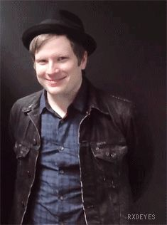 THIS IS THE CUTEST THING I HAVE EVER SEEN OH MY GOD PATRICK IM SO HAPPY BECAUSE HE LOOKS SO HAPPY JUST LOOK AT HIM OH MY GOD<<<SAAAAAAAAAME