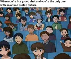 otaku so true All Anime fans we have collected top and fresh insanely hilarious Anime memes, read these and share with friends Anime Meme, Manga Anime, Funny Anime Pics, Manga Girl, Anime Girls, Anime Art, Spot The Main Character, Stupid Funny Memes, Hilarious