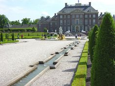 Het Loo Palace, Netherlands | #MostBeautifulPages