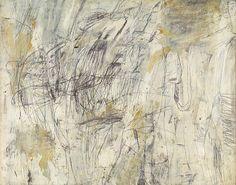 Sans titre (7), 1954 de Cy Twombly (1928-2011, United States)