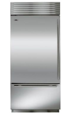 subzero refrigerator | Sub-Zero Built-In Bottom-Freezer Refrigerator