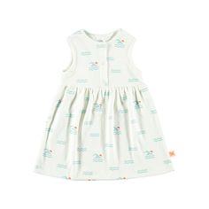Image of Tiny Cottons Swim Area SL Dress