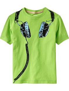 Boys Color-Changing Graphic Tees | Old Navy