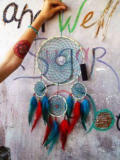 Aura Shop - Handmade Willow  Dreamcatcher  https://www.facebook.com/aurashop8  https://www.etsy.com/shop/AuraShop8
