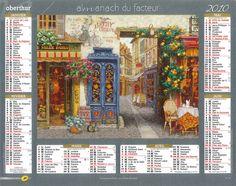 Almanach des Postes 2010 - 1er Semestre