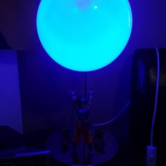 Best Lamp Ever i love this lamp so much! i even have the wall scroll to match it