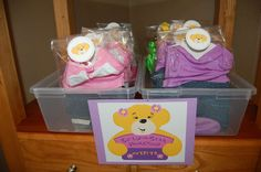 Build-A-Bear Birthday Party Ideas | Photo 14 of 16 | Catch My Party