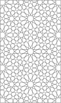 Free Coloring Pages: Geometric Coloring Pages | Coloring: Geometrics ...