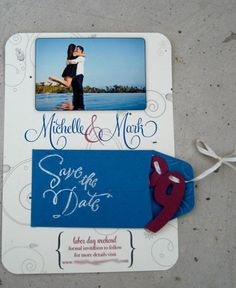 UaU! Vamos Casar!: DIY | Save the date charmoso!
