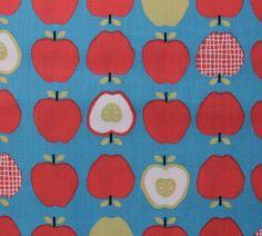 Monaluna apples - Stoffen - De Stoffenkamer