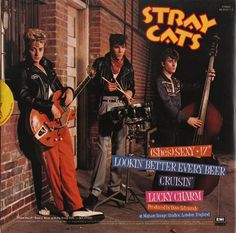 stray cats album covers - Google Search