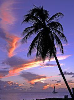 http://StMaarten.co Sint Maarten Sunset