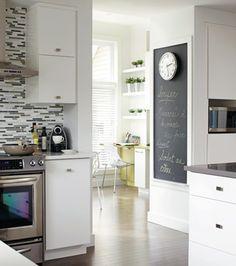 Le tourbillon de la vie   Les idées de ma maison © TVA Publications   Yves Lefebvre #deco #cuisine