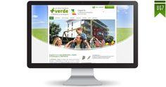 Residenza +Verde - Website