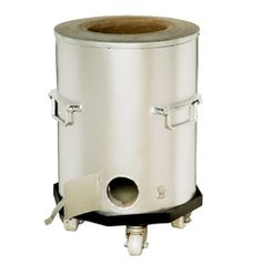 S-Steel Round Tandoor-Basic With the support of efficient professionals, we are manufacturing a wide range of Steel Tandoor systems.