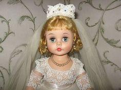 Elise Bride doll Madame Alexander
