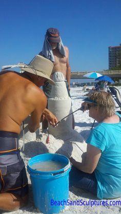 Sand Castle Lesson sandcastle