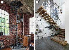 Escalier 1 ou escalier 2 ?