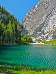 Grassi Lakes in Alberta | Most Beautiful Pages