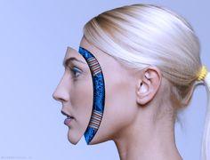 Robot Head..