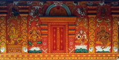 About Naveen – Mural Paintings of Kerala Kerala Mural Painting, Indian Art, Murals, Temple, Goal, Home Decor, Indian Artwork, Decoration Home, Room Decor