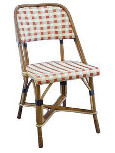 Chaise rotin Collections - Maison Gatti