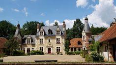 Troussay Castle, Cheverny, Loire-et-Cher