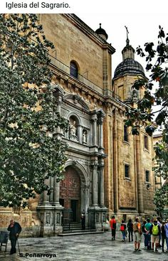 Granada, English Country Decor, Cathedrals, Big Ben, World, Building, Travel, Earth, Facades