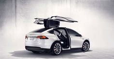 Tesla's first SUV seats seven, tows up to 5,000 pounds and, oh, protects you against bioweapon attacks.