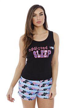 788a812b2b Just Love Women Sleepwear   Short Sets   Woman Pajamas at Amazon Women s  Clothing store