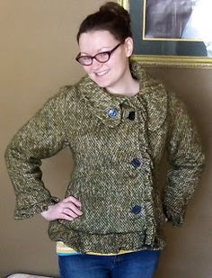 coat refashion