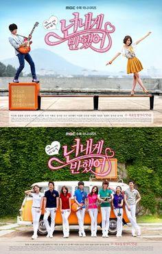 Heartstrings/You've Fallen For Me<3 K-drama starring Jung Yong Hwa and Park Shin Hye