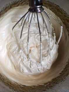 Honey Meringue - When you're off sugar, there are so many desserts that need replacing! It is exciting to learn what youcanhave. Dr. Natasha Campbell-McBride, creator of the GAPS Diet, has a cookbook which feat...