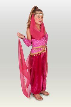 Pink Genie Child Costume  sc 1 st  Pinterest & Child Dreamy Genie Costume - Kids Genie in a Bottle Costumes | fall ...
