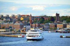 port Helsingborg-Sweden