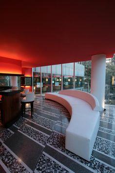 Nisha Bar-Lounge interior design