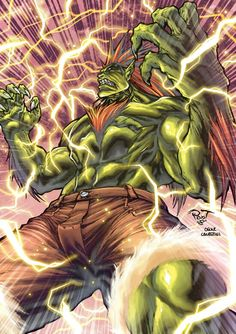 Blanka (Street Fighter)