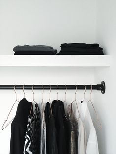 My walk-in closet, RSNNSNK - #interiormusthaves