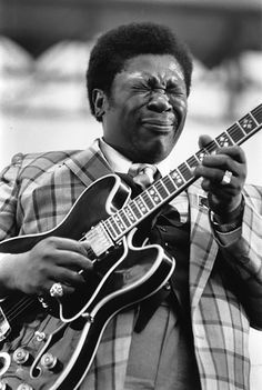 B.B. King, June 19, 1979....saw the king in Canada many moons ago..best day ever...
