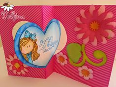 Valentine Cards, Scrapbooking, Facebook, Craft, Cute Cards, Creative Cards, Day Planners, Friendship Cards, Love Cards