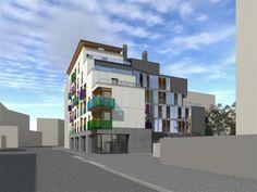 Bergamo - Un piano di rigenerazione urbana per via Mai 30