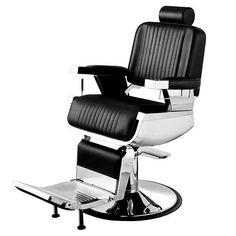 """CONSTANTINE"" Antique Barber Chair - Alexander Barber Chair"