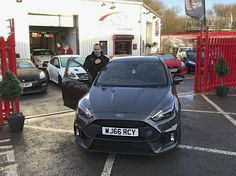 Dean from Tetbury popped in Saturday for a nose around our stock after ordering a new RS MK3 after a lead time of 8 months he decided he couldn't wait and drove away today this 66 plate Focus RS in gorgeous Magnetic Grey as the car had done a little mileage he also saved himself 2500 and can now enjoy the car over the Xmas period. Winner Winner Chicken Dinner !! #focusrs #RSDirect #rsfocus #mk3rs #rsmk3 #focusrsmk3 #rs #rsoc #yate #bristol #carsofinsta #carsofinstagram #carporn #cargasm…