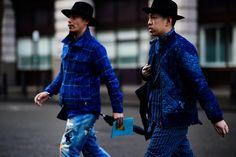 London Fashion Week Men's Day 3