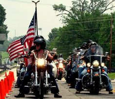 By Thomas Madison Outstanding! God Bless these patriotic bikers! Trump Patriots is the Facebook page for a nationwide biker group that has vowed to provide security for future Trump rallies …