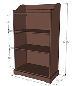 Kids Storage Bookshelf. I Will Have To Do This Once The Holidays Are Over.