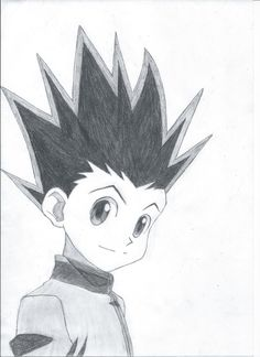 Gon Freecs by blackandawesome.deviantart.com on @DeviantArt