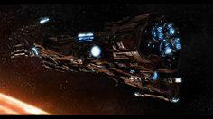 SC2 Battlecruiser Wallpaper by superreddevil on DeviantArt