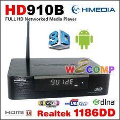 Bán rẻ  Himedia HD910B  Đầu phát HD3DBluray